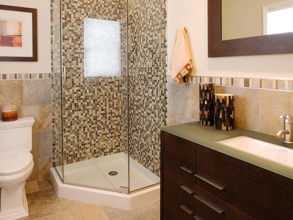 Das Badezimmer auffrischen Renovierung mit wenig Geld ...